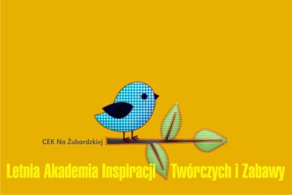 Letnia Akademia Inspiracji Twórczych i Zabaw