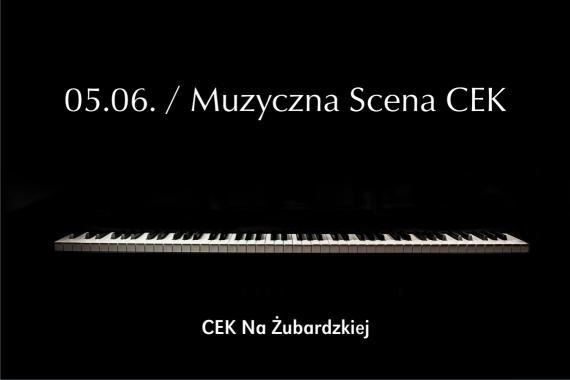 5.06.2021 - Koncert solistów Szkoły muzycznej Casio